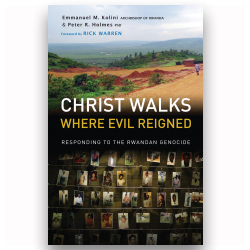 Christ Walks Where Evil Reigned