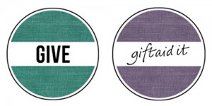 give_giftaid buttons