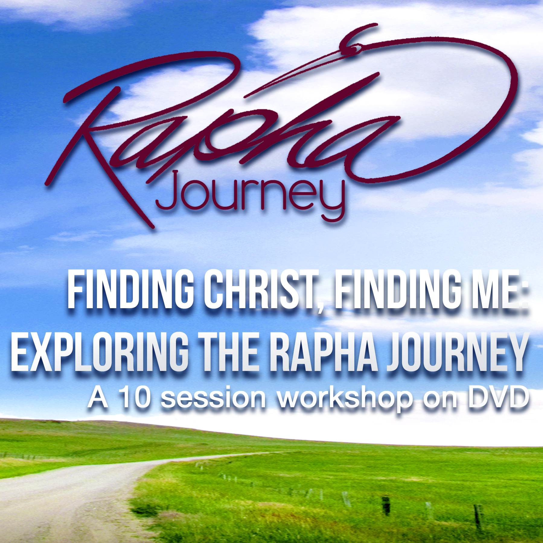 Finding Christ, Finding Me: Exploring the Rapha Journey, DVD