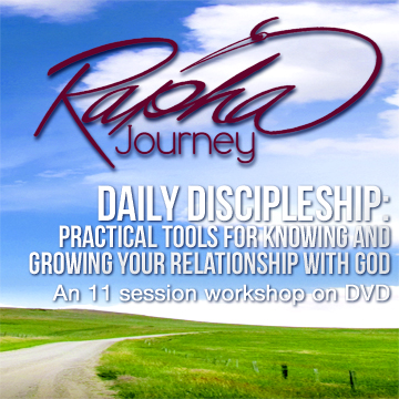 Daily Discipleship: Practical Tools for Knowing and Growing Your Relationship with God, DVD