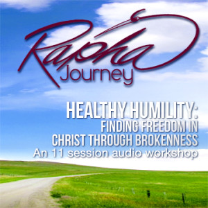 Healthy Humility: Finding Freedom in Christ through Brokenness