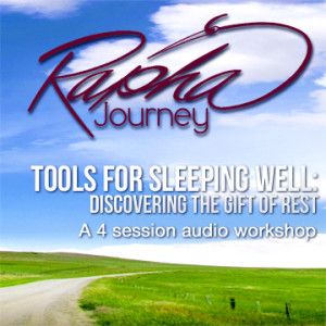 Tools for Sleeping Well: Discovering the Gift of Rest
