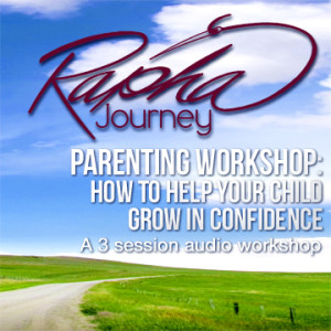 Parenting Workshop: How to Help Your Child Grow in Confidence
