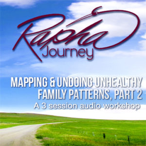 Mapping & Undoing Unhealthy Family Patterns, Part 2