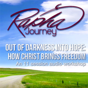 Out of Darkness into Hope: How Christ brings Freedom